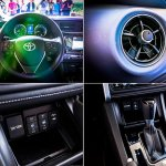 2016 Toyota Corolla (facelift) interior changes Live Images