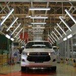 2016 Toyota Innova plant