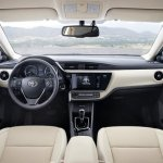 2017 Toyota Corolla (facelift) interior images
