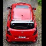 Custom Maruti Swift Nissan GT-R body kit rear
