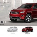 Jeep Grand Cherokee variants