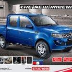 Mahindra Imperio launched in Sri Lanka