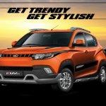 Mahindra KUV100 Xplorer Edition launched for sale