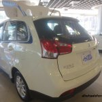 Mitsubishi Colt Plus Bon Voyage edition rear three quarters