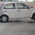 Proton Saga Estate spied
