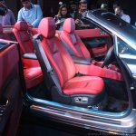 Rolls Royce Dawn front seats launched in India
