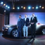 Rolls Royce Dawn launched in India