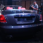Rolls Royce Dawn rear end launched in India