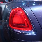 Rolls Royce Dawn taillamp launched in India