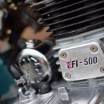 Royal Enfield Classic 500 turbocharged Mo' Powa' EFI
