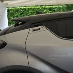 Toyota C-HR at 2016 Goodwood Festival of Speed