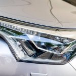 Toyota C-HR headlamp at 2016 Goodwood Festival of Speed