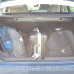 VW Ameo 1.2 Petrol boot fill Review