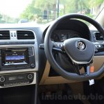VW Ameo 1.2 Petrol cockpit Review