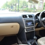 VW Ameo 1.2 Petrol dash Review