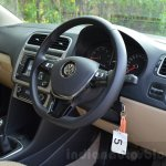 VW Ameo 1.2 Petrol dashboard Review