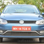 VW Ameo 1.2 Petrol front Review