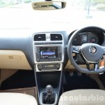 VW Ameo 1.2 Petrol interior Review