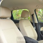 VW Ameo 1.2 Petrol seat front Review