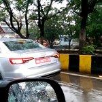 2016 Audi A4 test mule India