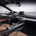 2016 Audi A5 Coupe dashboard