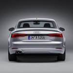 2016 Audi A5 Coupe rear