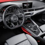 2016 Audi S5 Coupe dashboard