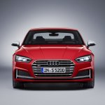 2016 Audi S5 Coupe front