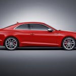 2016 Audi S5 Coupe profile