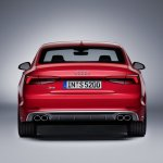 2016 Audi S5 Coupe rear
