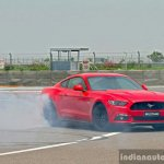 2016 Ford Mustang GT in India First Drive Review