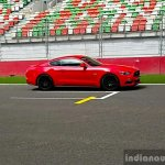 2016 Ford Mustang GT in India on track First Drive Review