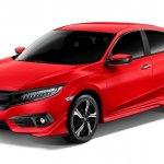 2016 Honda Civic Modulo exterior