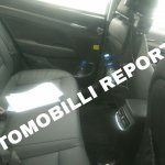 2016 Hyundai Elantra interior rear seats spy shot