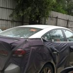 2016 Hyundai Elantra rear three quarters spy shot