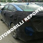 2016 Hyundai Elantra spy shot Gurgaon