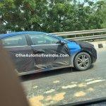 2016 Hyundai Elantra spyshot Chennai