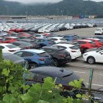 2016 Mazda Axela (Mazda3) factory spy shot