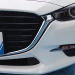 2016 Mazda Axela (Mazda3) front fascia spy shot
