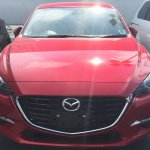 2016 Mazda Axela (Mazda3) front spy shot