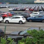 2016 Mazda Axela (Mazda3) spied