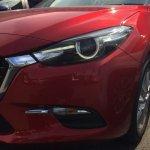 2016 Mazda Axela (Mazda3) spyshot second image