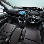 2016 Nissan Serena interior