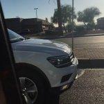 2016 VW Tiguan LWB spied USA