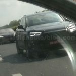 2017 Audi Q5 front spied testing in India for the first time