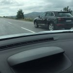 2017 Audi Q5 spyshot Turkey