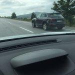2017 Audi Q5 spyshot