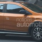 2017 Chevrolet Onix Activ front three quarter leaked ahead of launch