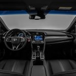 2017 Honda Civic dashboard launched in Brazil