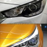 2017 Hyundai Verna headlamp Concept vs Reality